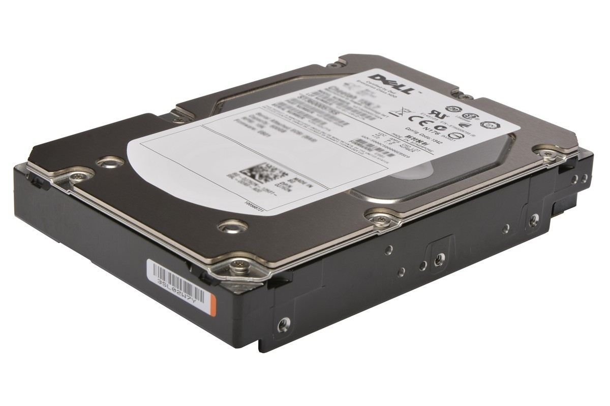 4TB 7.2K NL SAS 12G 3.5 HDD Image