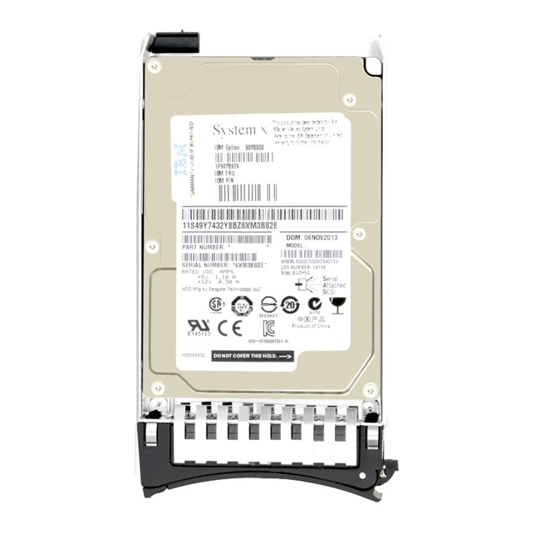 300 GB 10 000 RPM 3.5 INCH SAS HOT-SWAP HARD DRIVE Image