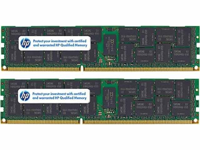 HP 8GB KIT (2 X 4GB) PC2-5300 DL585 G2BL465C 408854-B21 Image
