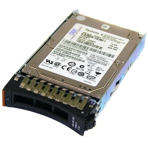 "IBM 42D0673 73GB SAS 6G 15K 2.5"" SFF HDD Image"
