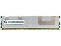 HP 32GB (1*32GB) 4RX4 PC3L-8500R DDR3-10666MHZ MEM KIT Image