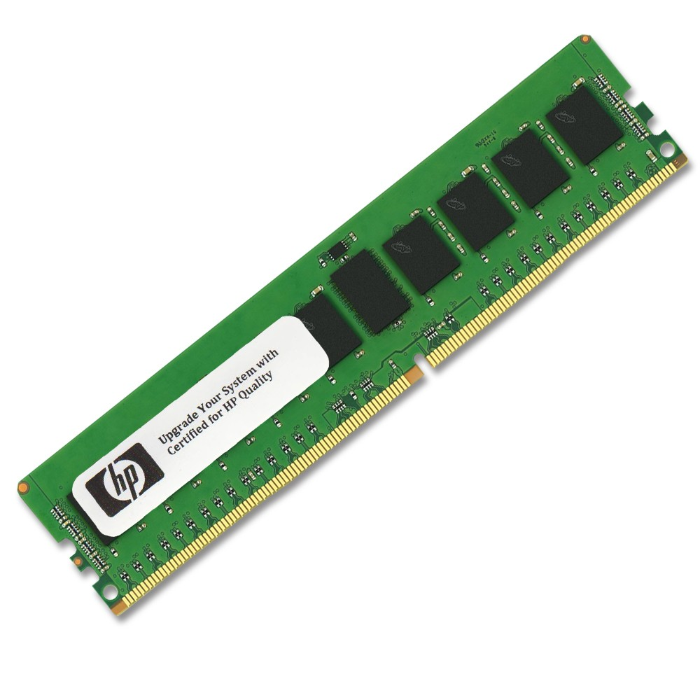 HP 8GB (1X8GB) 2RX4 PC3-12800R MEMORY KIT Image