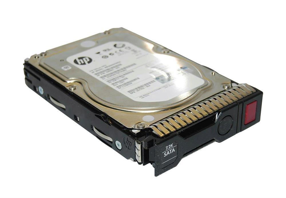 693671-003 HP 4TB 7.2K 6G LFF SATA SC HARD DRIVE Image