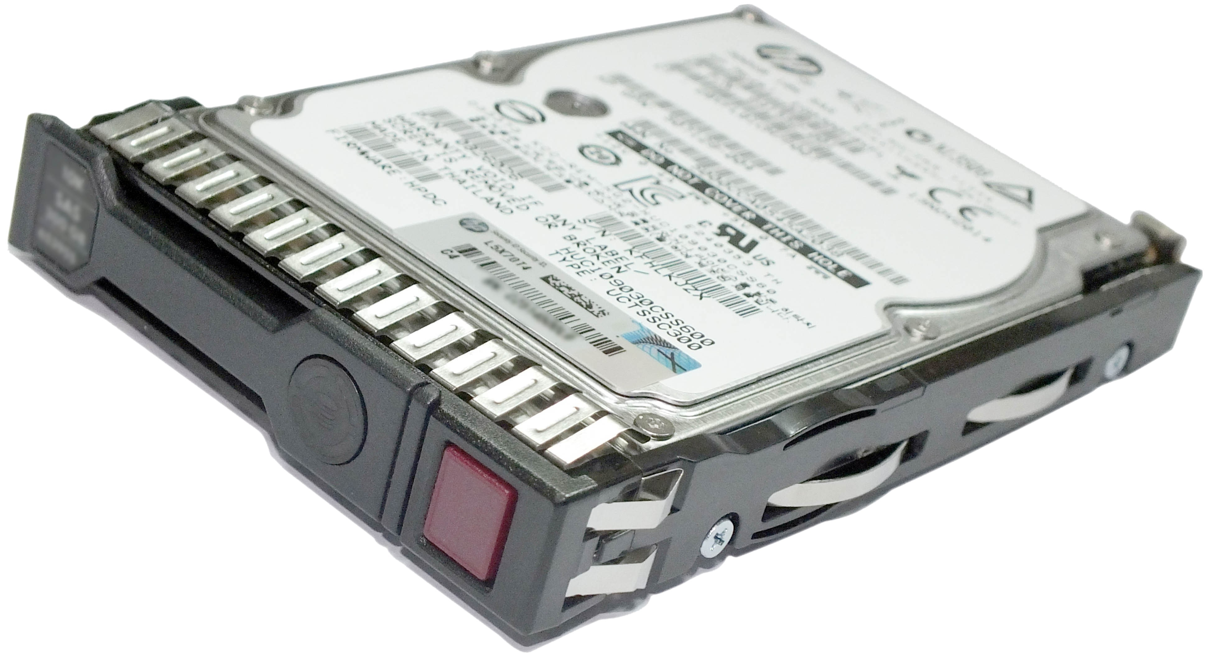 HP 1.8TB 12G SAS 10K 2.5in SC 512e ENT HDD 0 hour Image