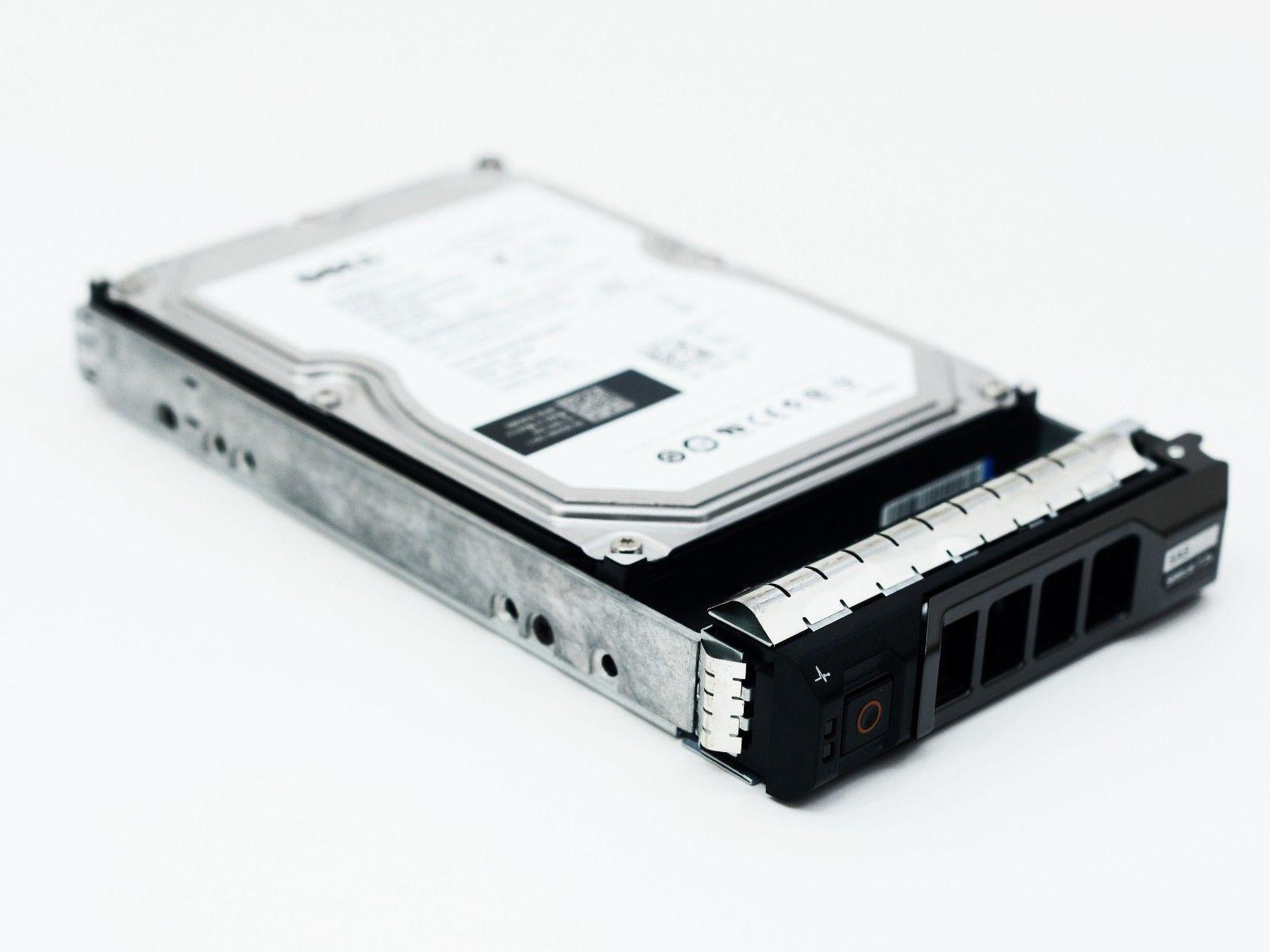 7J9RN DELL 4TB 7.2K LFF SAS HARD DRIVE Image