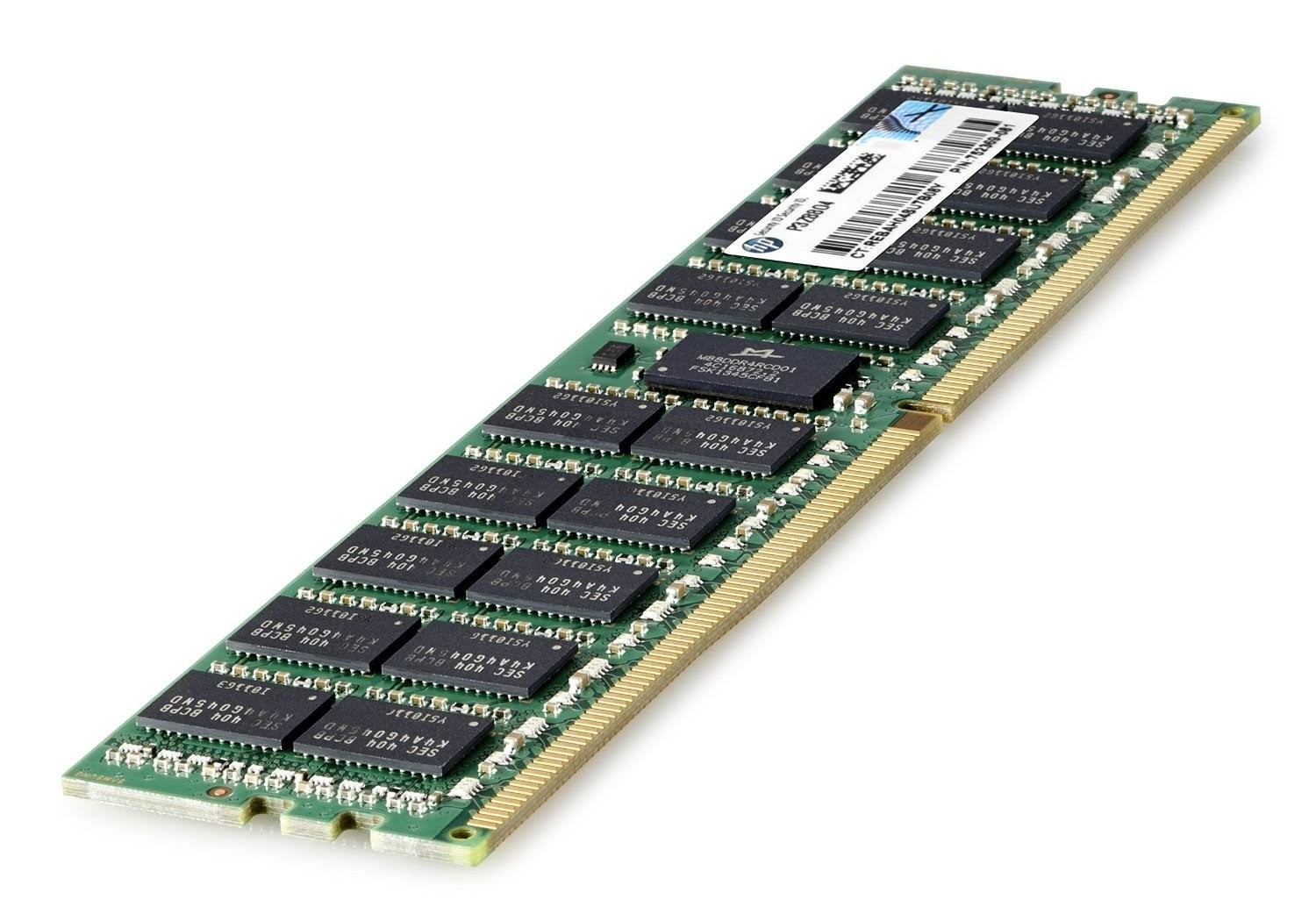 HPE 64GB (1x64GB) 4Rx4 DDR4-2666 Load Reduced Smart Memory Image