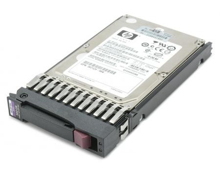 HP 300GB 6G SAS 10K 2.5in DP ENT HDD 0 hour Image