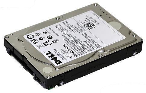 K831N DELL 500GB 7.2K 6G SFF SAS HARD DRIVE Image