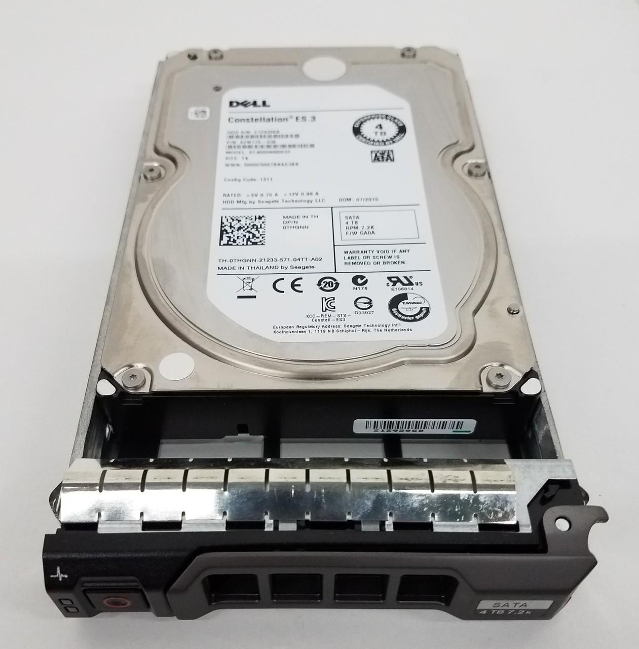 hd 4t es 7.2k 3.5 s-meg e/c - Warranty 6 months Image
