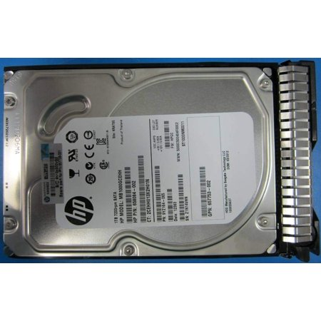 HP 1TB 6G SATA 7.2k 3.5in MDL SC HDD 0 hour Image