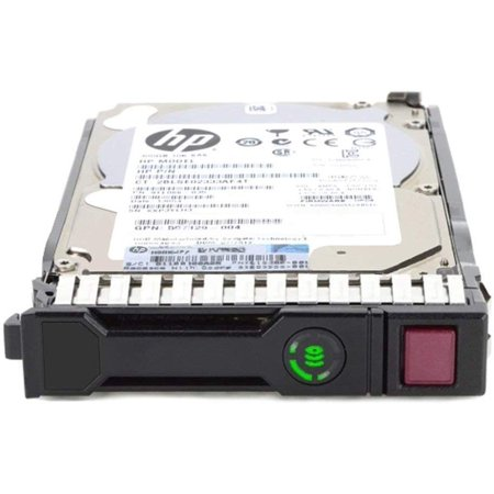 HPE 2.4TB SAS 12G 10K SFF SC 512E DS Image