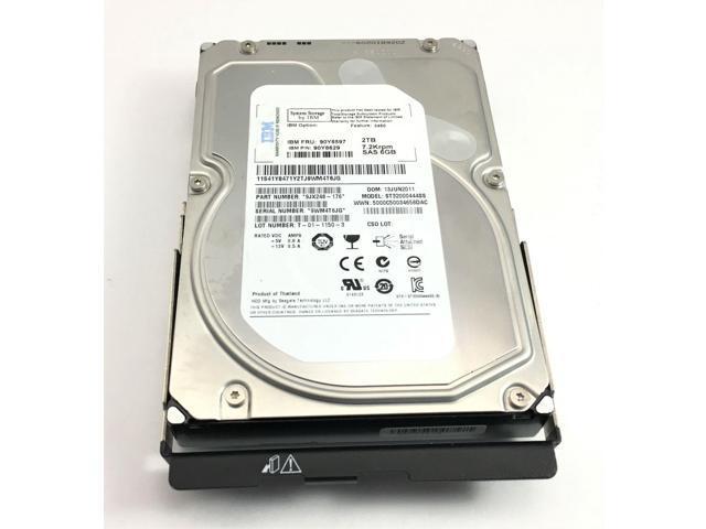 IBM 2TB 7.2K 6GBPS NL 3.5INCH SAS HDD Image